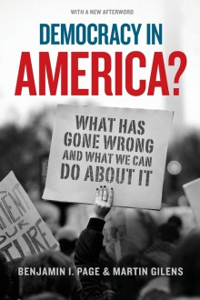 Democracy in America? What Has Gone Wrong and What We Can Do About It
